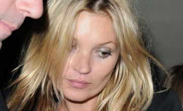 Kate Moss makes Rizzle Kicks' night with impromptu late night dance