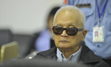 Pol Pot's deputy Nuon Chea insists role in Khmer Rouge was 'patriotic'