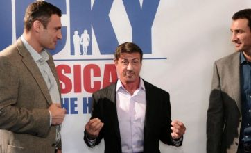 Rocky the musical set for 2012 debut, Sylvester Stallone reveals