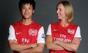 Ryo Miyachi selected for Arsenal Ladies' tour of Japan