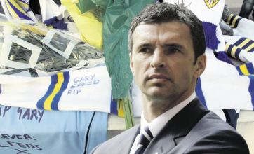 Gary Speed dead at 42: Inquest reveals body found by wife Louise