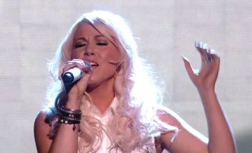 X Factor's Amelia Lily vows to ignore Gary Barlow after 'shouty' criticism