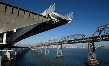 San Francisco races to build bridge before doomsday