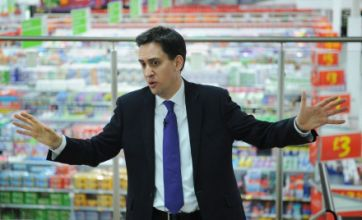 Ed Miliband won't condemn strikers on eve of public sector walkouts