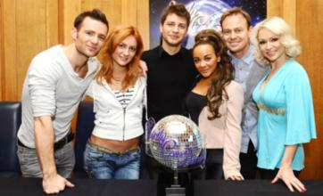 Chelsee Healey 'scared' about Strictly Come Dancing final show dance