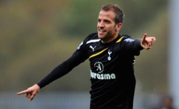 Harry Redknapp confirms Rafael van der Vaart's fitness for Norwich City clash