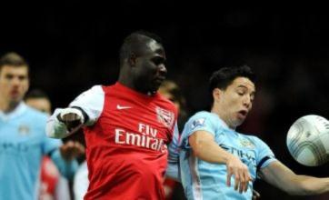 Aston Villa to swoop for Arsenal star Emmanuel Frimpong in loan deal