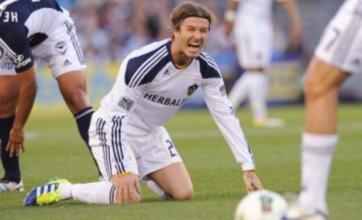David Beckham 'considering PSG U-turn to remain with LA Galaxy'