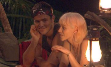 I'm A Celebrity's Emily Scott hints at baby plans with Mark Wright