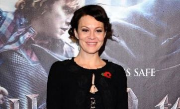 Helen McCrory: Working with Martin Scorsese on Hugo was amazing