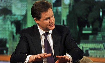 Nick Clegg pledges crackdown on pay for top corporate bosses