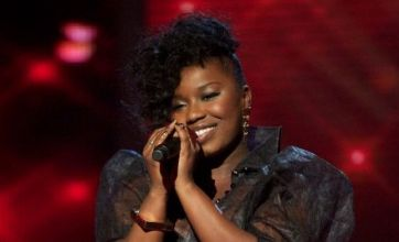 Misha B eyes acting role as she backs Little Mix to win X Factor 2011
