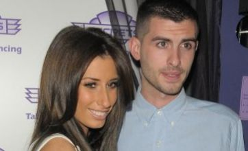 Stacey Solomon admits shock as she reveals she is engaged