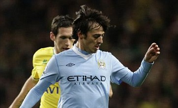 David Silva: Champions League exit is not an option for Manchester City winners