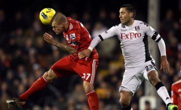 Clint Dempsey pounces on late Pepe Reina gaffe as Fulham sink Liverpool