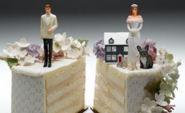 Recession blamed for first divorce rate rise in seven years