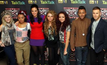 Amelia Lily, Marcus Collins and Little Mix reveal X Factor final duet choices