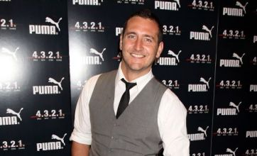 Will Mellor: My son was bored to tears watching In With The Flynns filming