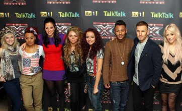 X Factor: 'Too close to call' between Marcus Collins, Amelia Lily and Little Mix