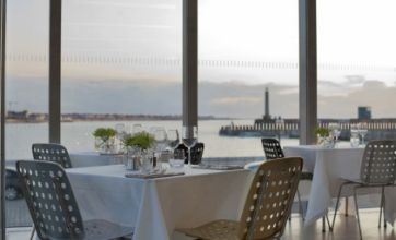 The Café at Turner Contemporary – the art of dining by the sea