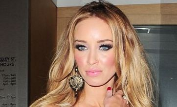TOWIE's Lauren Pope hopes she doesn't get axe like Dino and Georgio