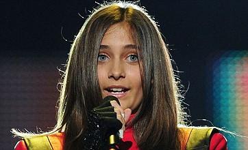 Michael Jackson's daughter Paris signs film deal