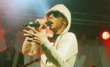 N-Dubz's Dappy in F-word rant against X Factor and Simon Cowell