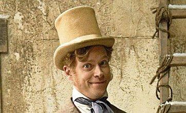 Robert Webb stars in affectionate Charles Dickens spoof