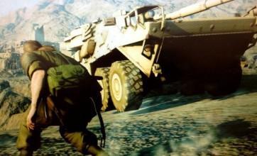 Metal Gear creator reveals first Project Ogre pics