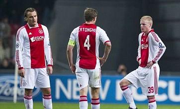 Jan Vertonghen reveals Ajax horror at Manchester United Europa League draw