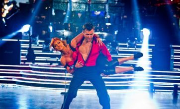 McFly boys storm Strictly Come Dancing stage as Harry Judd wins