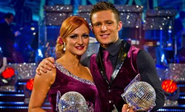Strictly Come Dancing professional Aliona Vilani: It was definitely not my decision to leave