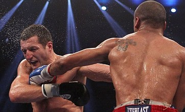 Carl Froch: I couldn't hit slippery eel Andre Ward