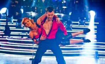 'Serious' Harry Judd hailed by Aliona Vilani after Strictly Come Dancing win