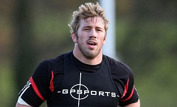Chris Robshaw flattered to be linked with England captaincy