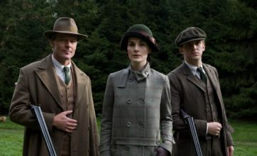 Downton Abbey's Michelle Dockery: It may be too late for Matthew and Mary