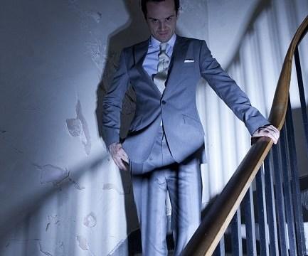Sherlock star Andrew Scott: We always knew Moriarty would return