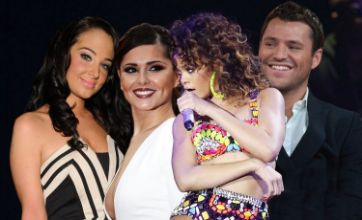 Cheryl Cole, Rihanna, Mark Wright and Tulisa: 2011 Celebrity Face-Off