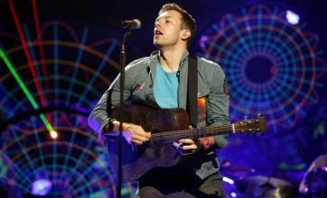 Coldplay to earn £1m for New Year's Eve gig in Abu Dhabi