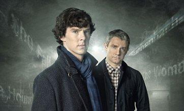Benedict Cumberbatch and Martin Freeman shocked by Sherlock triumph