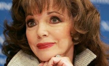 Joan Collins to join Downton Abbey as Maggie Smith's cousin?