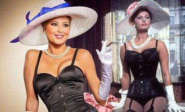 Holly Valance channels Sophia Loren in bid to find five EuroMillions winners