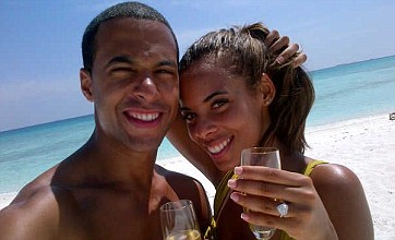 Rochelle Wiseman and Marvin Humes announce engagement