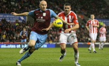 James Collins 'eyed by Spurs as alternative to Chris Samba'