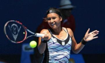 Laura Robson and Elena Baltacha lead British collapse at Australian Open