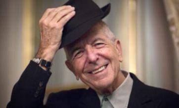 Leonard Cohen: I'm happy Hallelujah is still being sung