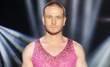 Matthew Wolfenden replaces Jorgie Porter as Dancing on Ice favourite