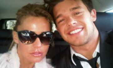 Katie Price and Leandro Penna 'enjoy night out after Christmas proposal'