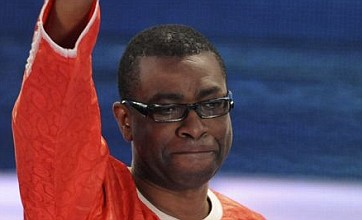 Youssou N'Dour makes bid to become president of Senegal