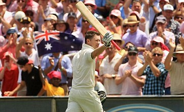 Michael Clarke 'didn't think about Mike Taylor's Test record' in India rout